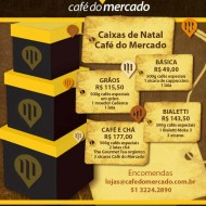 Marketing – Flyer Digital Café do Mercado