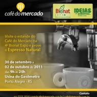 Comunicação – Convite Eletrônico Café do Mercado