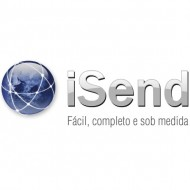 Identidade Visual – Logotipo iSend