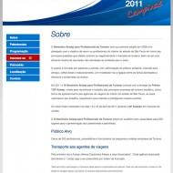 Webdesign – Website Seminário AVIESP