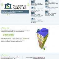Webdesign – Portal Academia de Agentes