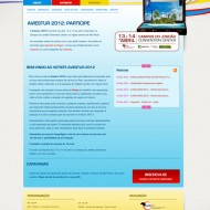 Webdesign – Website AVIESTUR