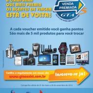 Marketing - Anúncio GTA Venda Premiada