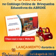 Marketing - Flyer Abrine Feira