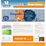 Webdesign - Site Abrine